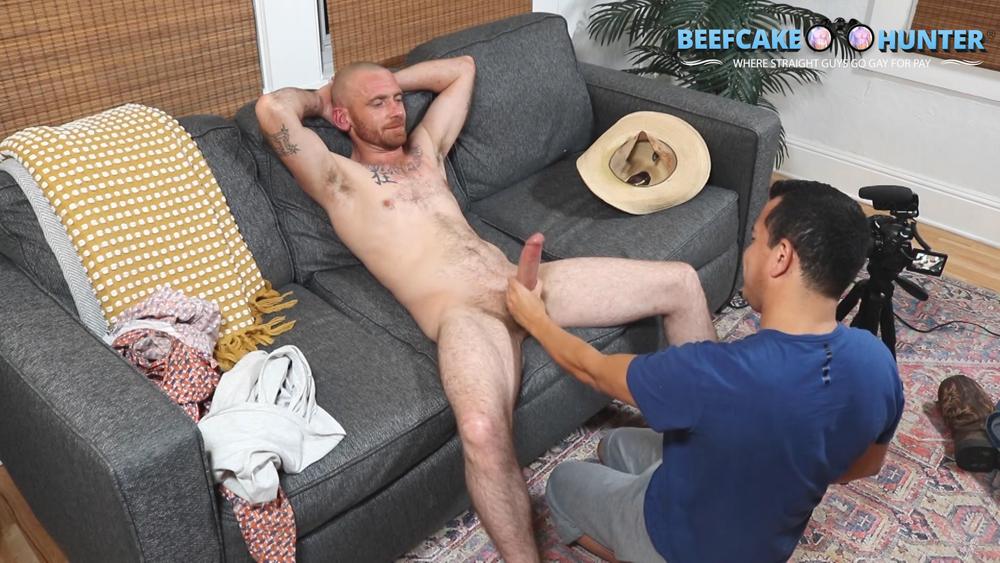 Hung cowboy Bill got serviced