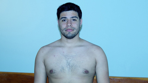 Sexy 21 years old Nicaraguan get first blow job from a dude ...