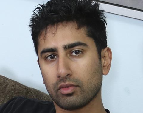 Milking sexy Arjun hard