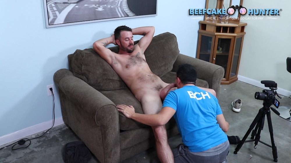 Edging hung daddy Phillip