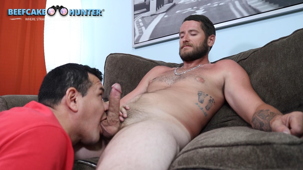 Servicing divorced straight dude